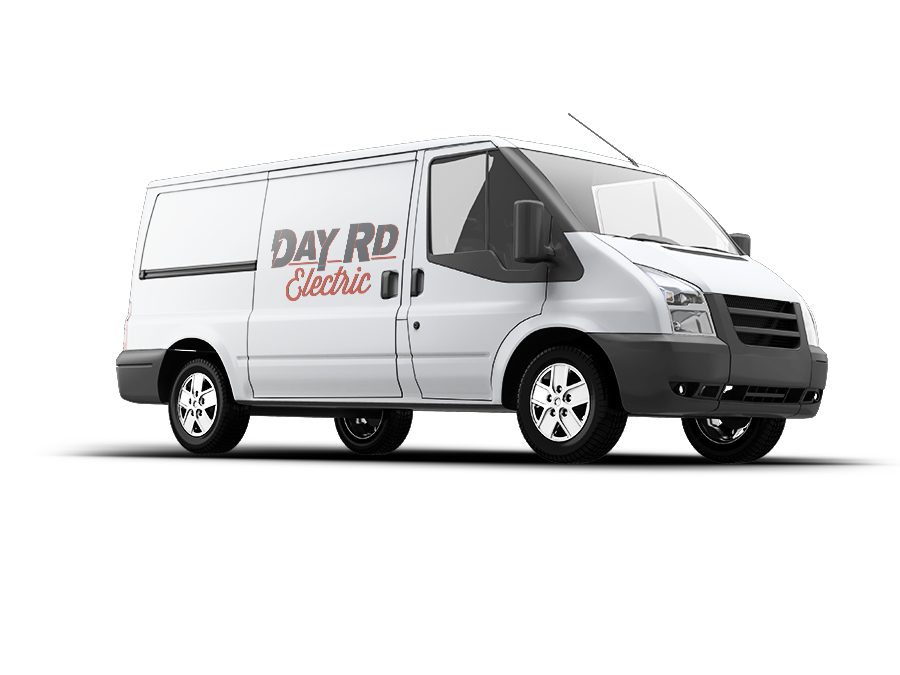 Day Rd. Electric Van